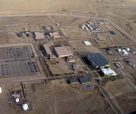Schriever-AFB Overview