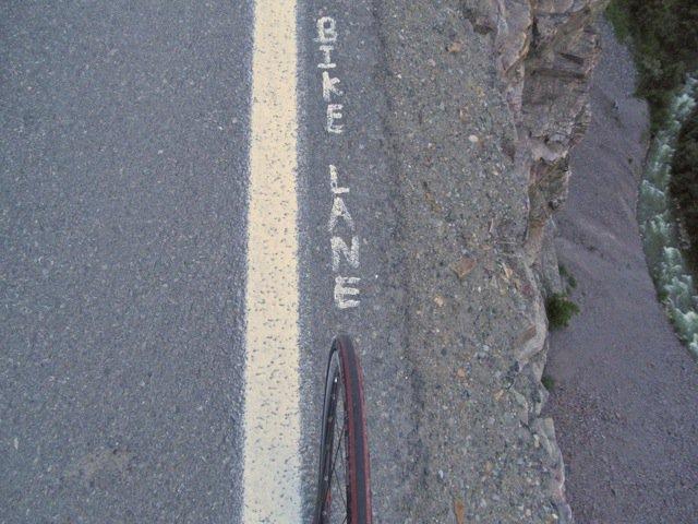 BikeLane-LookingDown