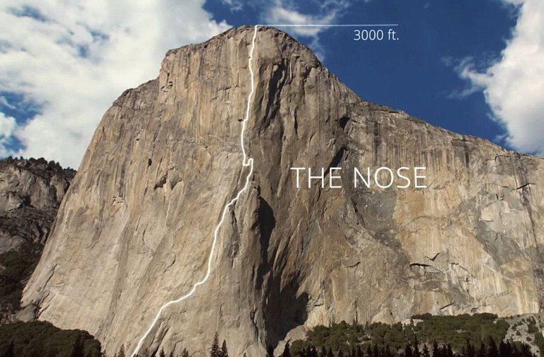 The-Nose-El-Capitan Gripped Magazine