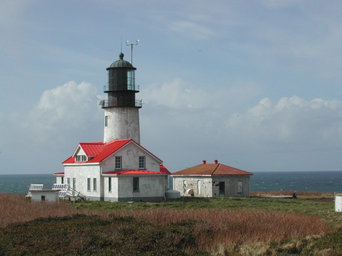 CapeFlatteryLighthouse NOAA