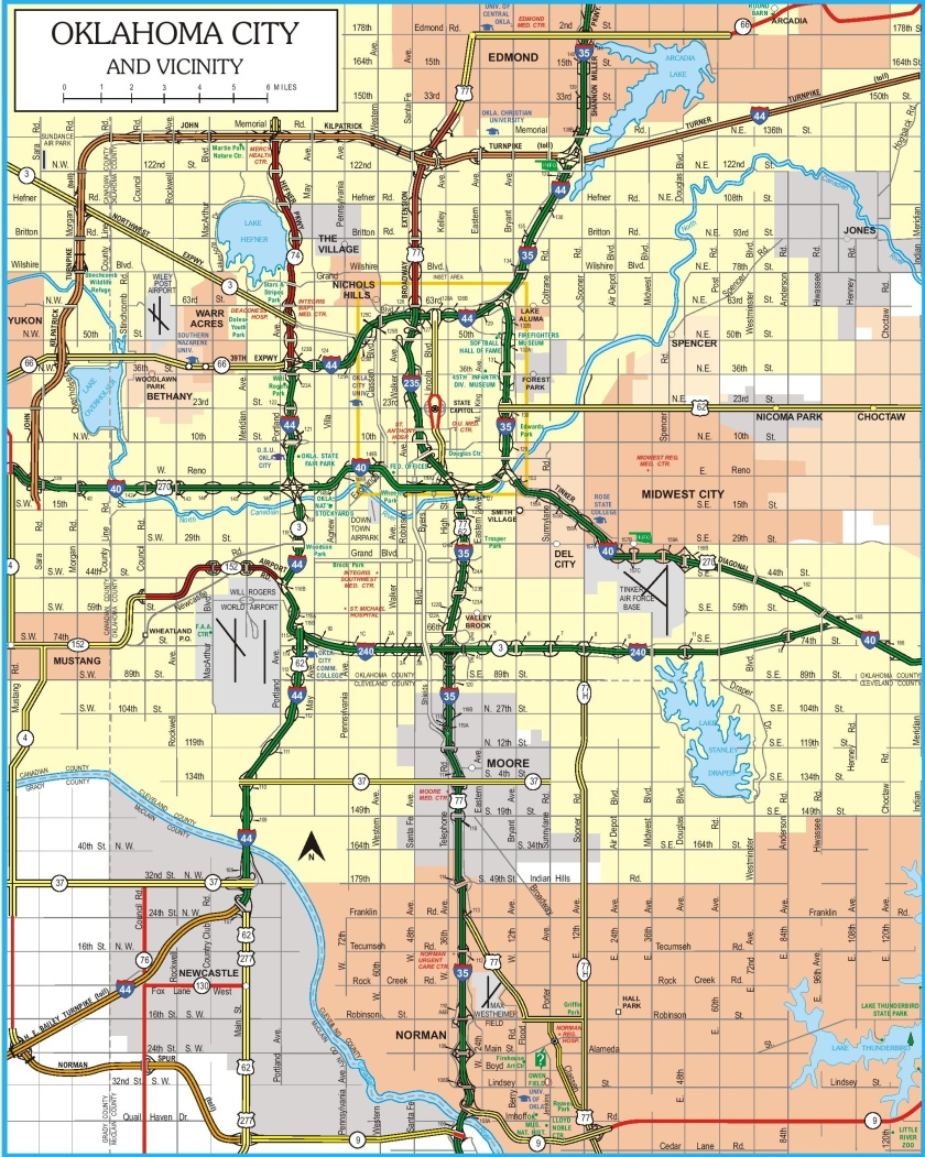 oklahoma-city-road-map