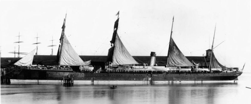 SS Atlantic photo