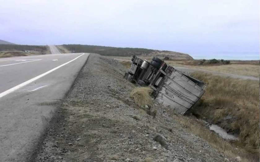 Wreckhouse truck