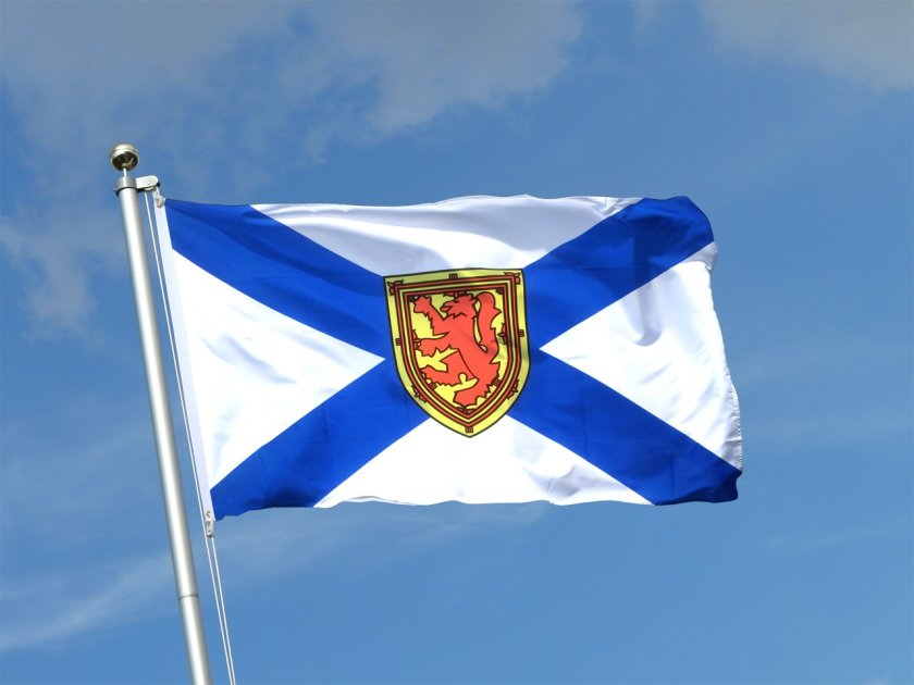 Nova_Scotia flag