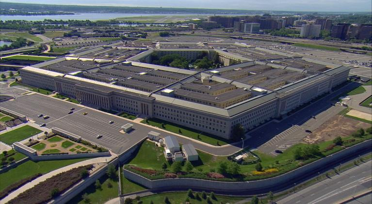 Pentagon pbs